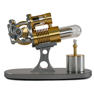 Nano Cannon Kickstarter project