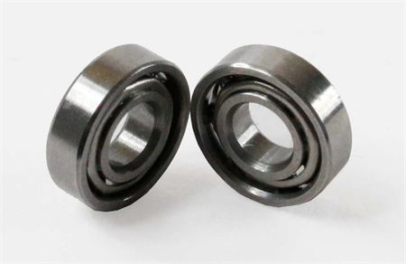 Stirling engine bearings