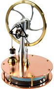 how to make a stirling engine stove fan