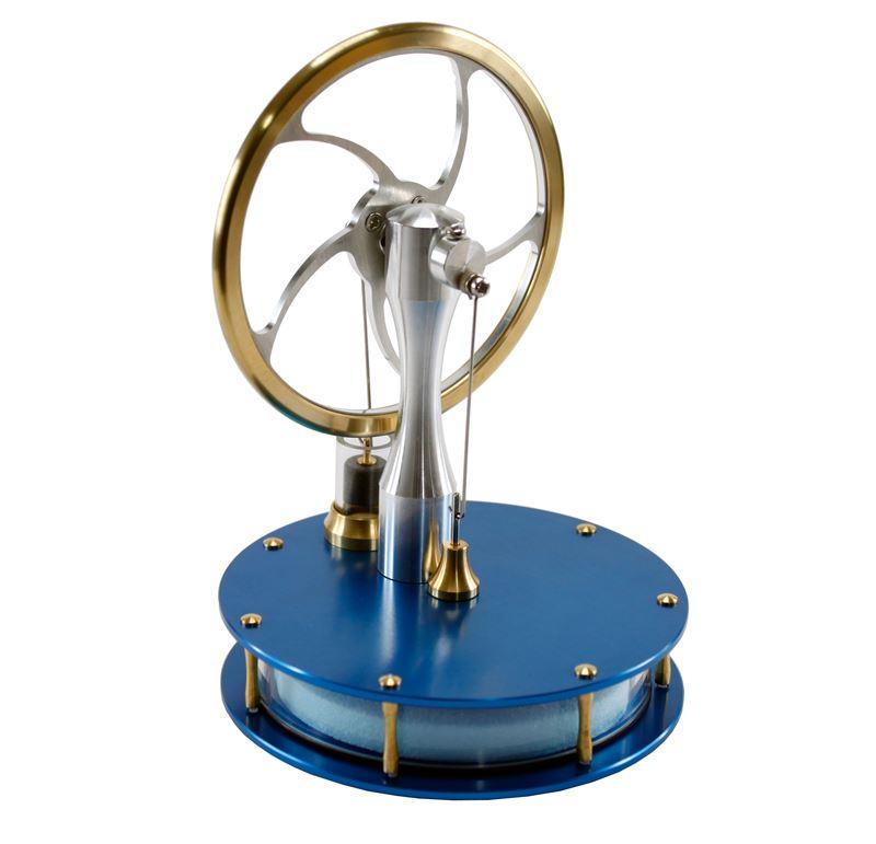 Ks Blu Kit on Free Piston Stirling Engine