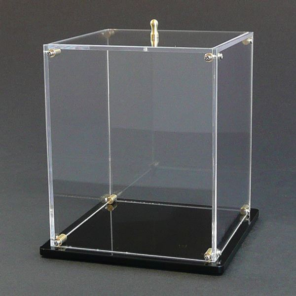 ks90 acrylic display case from. Black Bedroom Furniture Sets. Home Design Ideas