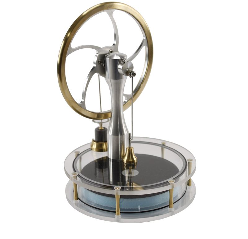 Ks Sol Kit on Free Piston Stirling Engine